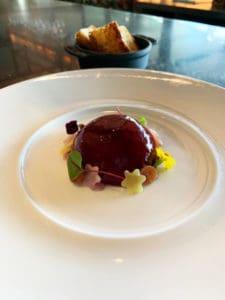 A photo of my restaurant photo which contains Chicken Parfait - Black Cherry Jelly & Chicken Fat Brioche