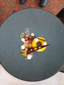 A photo of my restaurant photo which contains Lemon Tart - Chantilly, Meringue & Gooseberries